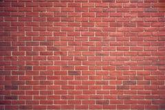 Rotbraunes vereinbartes backgrou Beschaffenheit der Blockbacksteinmauer schön Stockfoto