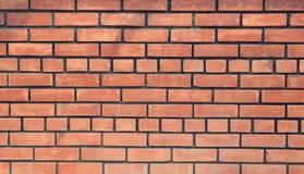 Rotbraunes vereinbartes backgrou Beschaffenheit der Blockbacksteinmauer schön Stockbilder