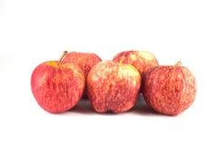 Rote Äpfel Stockfotos