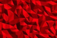 Rote abstrakte Hintergrundbeschaffenheit Lizenzfreie Stockfotos