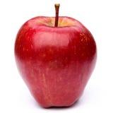 Rote Apfelfrucht Lizenzfreies Stockbild