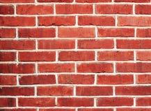 Rote Backsteinmauer Lizenzfreie Stockfotografie