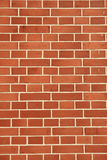 Rote Backsteinmauer Stockfotos