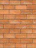 Rote Backsteinmauerbeschaffenheit Stockfotos