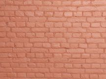 Rote Backsteinmauerbeschaffenheit Lizenzfreie Stockbilder