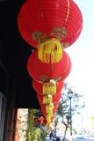 Rote Ballone Lizenzfreie Stockbilder