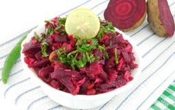 Rote-Bete-Wurzeln Curry Lizenzfreies Stockfoto