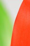 Rote Blumenblätter Lizenzfreies Stockfoto