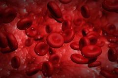 Rote Blutkörperchen vektor abbildung