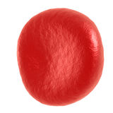Rote Blutzelle Lizenzfreie Stockfotografie