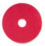 Rote Boden-Auflagen lizenzfreies stockfoto