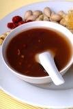 Rote Bohnensuppe Stockfotografie