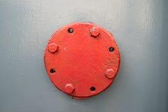 Rote Bolzen Stockbilder