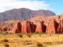 Rote Felsen Lizenzfreies Stockbild