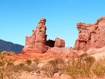 Rote Felsen Stockbilder