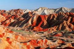 Rote Felsen Lizenzfreie Stockbilder