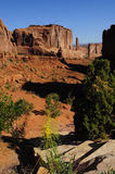 Rote Felsen-Bogen-Nationalpark Stockbild