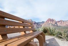 Rote Felsen-Schlucht-nationales Naturschutzgebiet Las Vegas, Nanovolt Lizenzfreie Stockfotos