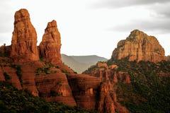 Rote Felsen von Sedona Lizenzfreie Stockbilder