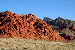 Rote Felsenschlucht Nevada Lizenzfreie Stockfotografie