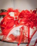 Rote Gedanken für Hochzeiten Lizenzfreie Stockfotografie