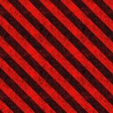 Rote Gefahr-Streifen stock abbildung