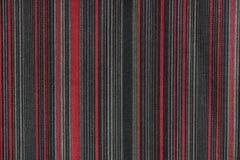 Rote gestreifte gra Gewebebeschaffenheit stock abbildung