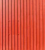 Rote hölzerne Beschaffenheit Lizenzfreies Stockbild