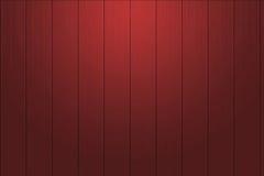 Rote hölzerne Mahagoniwand für Hintergrund Stockfotografie