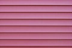 Rote hölzerne Wand Lizenzfreies Stockfoto