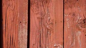 Rote helle Scheunen-Wand Stockbild