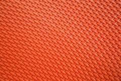 Rote Hintergrundbeschaffenheit von Korbwaren Lizenzfreie Stockbilder