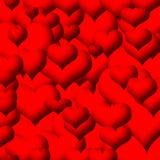 Rote Innere Lizenzfreie Stockfotografie