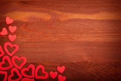 Rote Innere Stockfoto