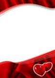 Rote Karte Lizenzfreie Stockfotos