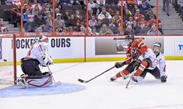 Das Eis-Hockey-Weltmeisterschaft IIHF Frauen lizenzfreie stockfotografie