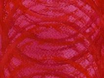 Rote Kreise lizenzfreie stockbilder