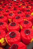 Rote Laterne Lizenzfreies Stockbild
