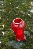 Rote Laterne Stockfoto