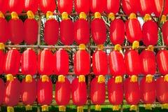 Rote Laternen Stockbilder