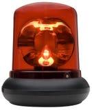 Rote Leuchte Stockbild