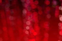 ROTE LICHT-HINTERGRUND 2 Stockbild