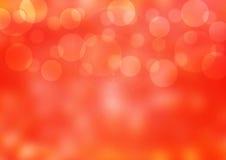 Rote Luftblasen Lizenzfreie Stockbilder