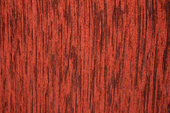 Rote Masche strukturierter Samt Stockfoto