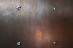 Rote Metallbeschaffenheit Stockbilder