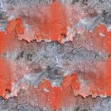 Rote nahtlose Beschaffenheit der alten Steinwand Lizenzfreie Stockfotos