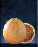 Rote Orange Stockfoto