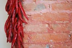 Rote Pfeffer Stockfotografie