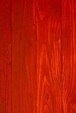 Rote Planken Stockbild