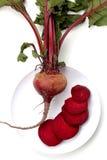 Rote rote Rüben lizenzfreies stockfoto